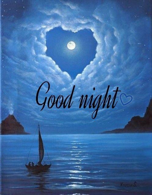 67 Hd Good Night Love Images Photos Romantic Wallpapers Pics
