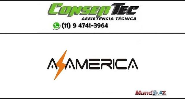 Nova atualização Azamerica S922 SKS 58W