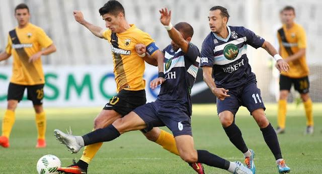 Φιλική εντός έδρας ήττα για την ΑΕΚ από τον Απόλλωνα Σμύρνης με 3-1
