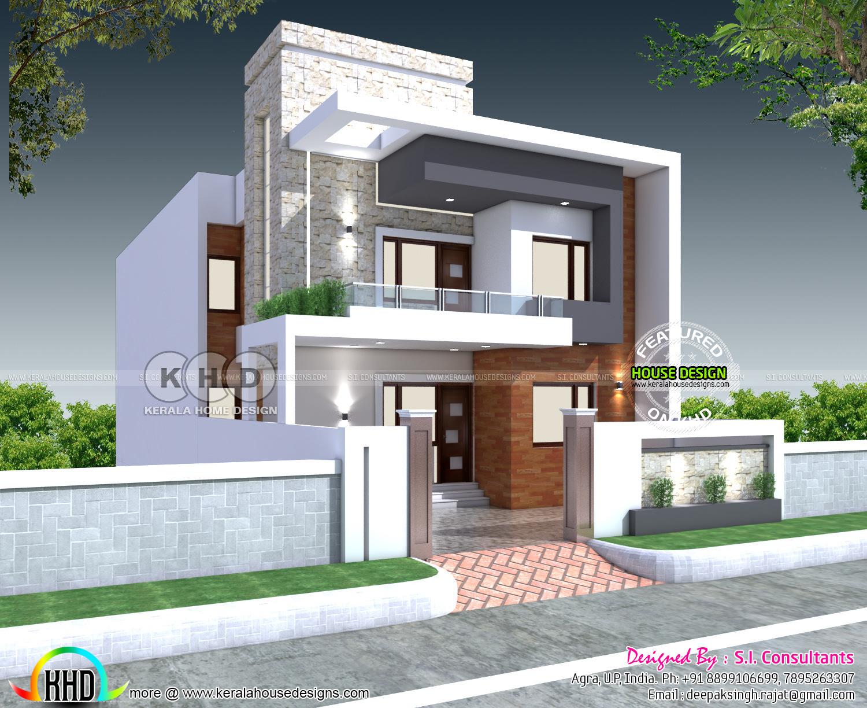 32x60 Modern North Indian Home Plan Kerala Home Design And Floor Plans,Fundamentals Of Logic Design 7e