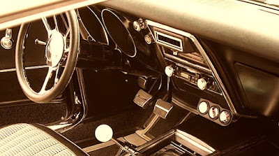 1967 Chevrolet Camaro SS Pro Touring Interior