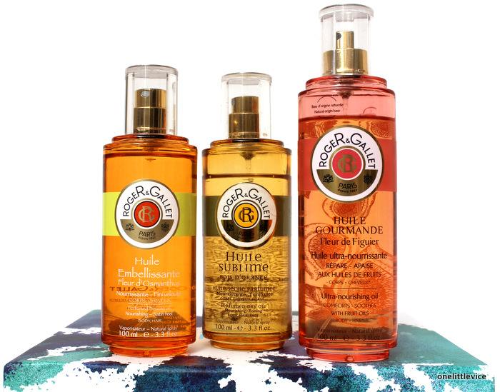 one little vice beauty blog: best fragranced body oil