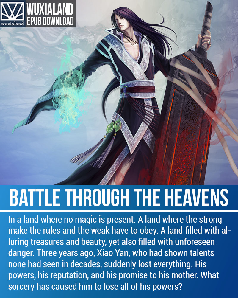 btth epub, battle through the heavens, btth