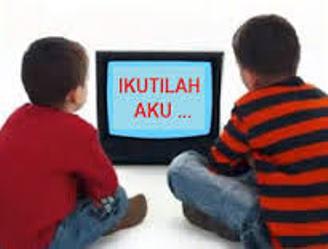 televisi sebagai sarana hiburan utama di rumah