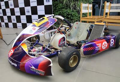 Invitan a competencia de Karts