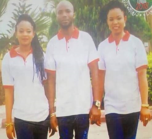 Photo: Young man set to marry two women same time in Abia State