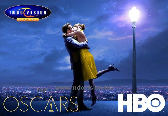 Jam tayang jadwal siaran acara Academy Awards 2017 di Indonesia melalui HBO di tv kabel Indovision.