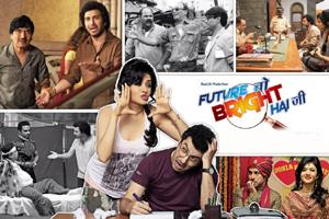 Hindi Lyrics 4 U: Future To Bright Hai Ji (2012) - All Songs