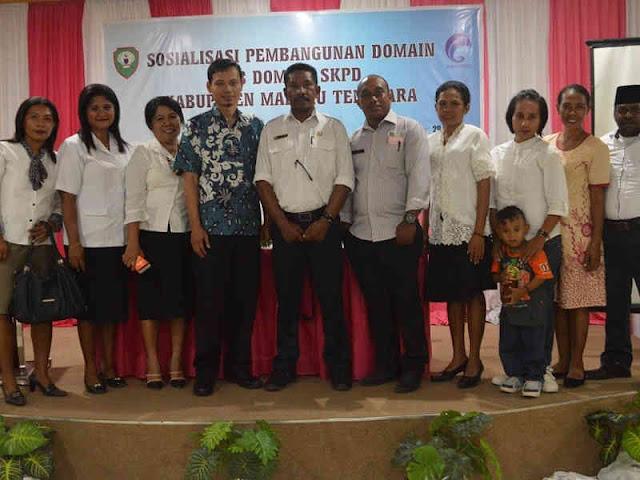Diskominfo Maluku Tenggara Target Perkuat Pelayanan Berbasis ITE