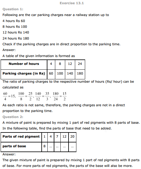 Class 8th Maths Ncert Book
