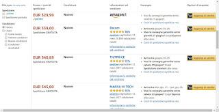 Prodotti Amazon
