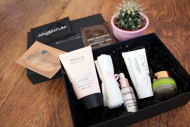 Naturisimo Skin Radiance Discovery Box review