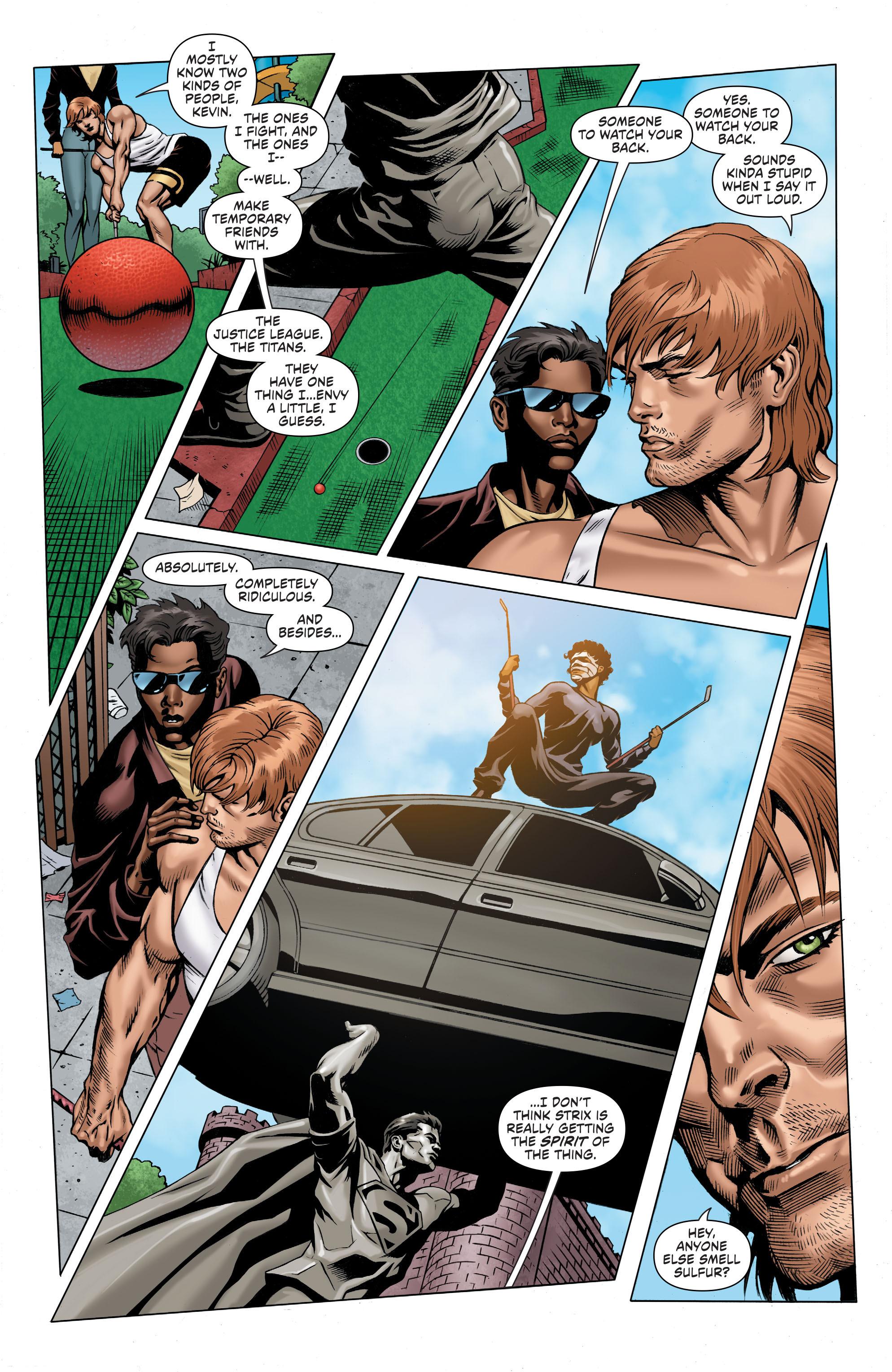 Read online Secret Six (2015) comic -  Issue #7 - 15