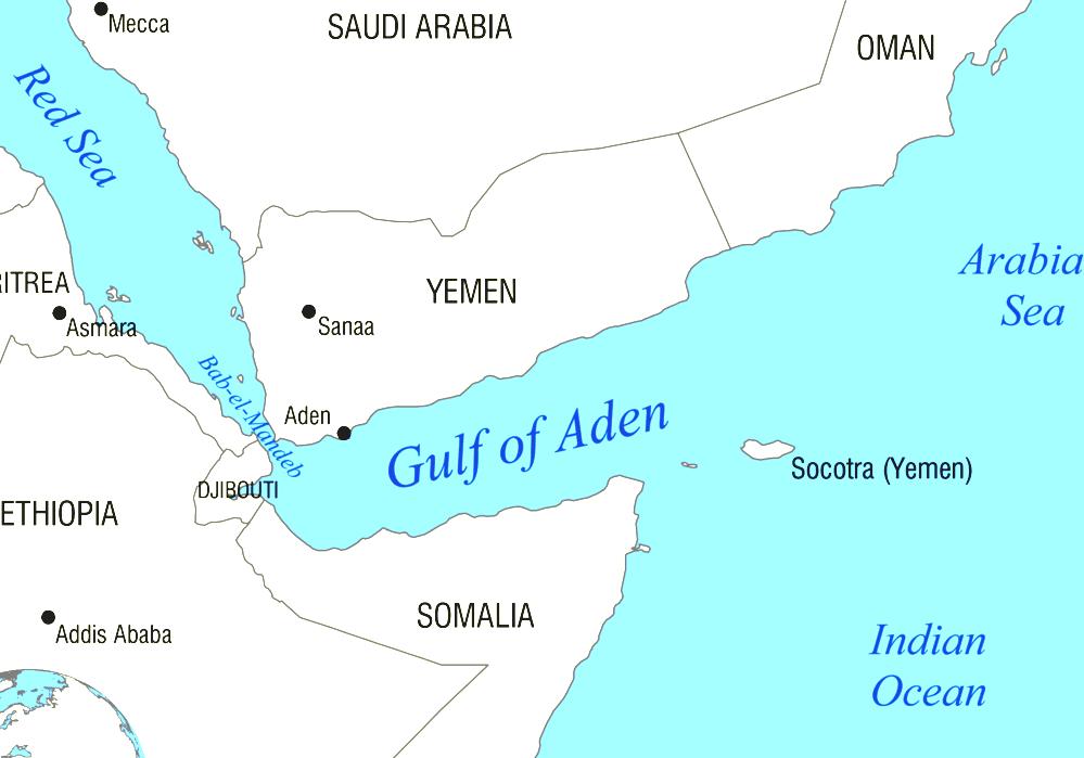 Gulf Of Aden - Golf Of Aden