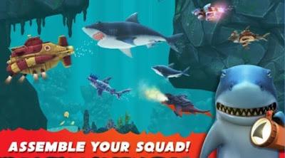 Hungry Shark Evolution Mod Apk 2017