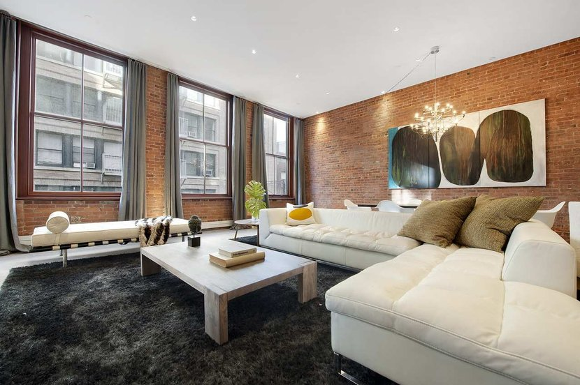 SEE THIS HOUSE A MULTI MILLION DOLLAR NEW YORK CITY LOFT EXPOSED  Nbaynadamas Furniture and