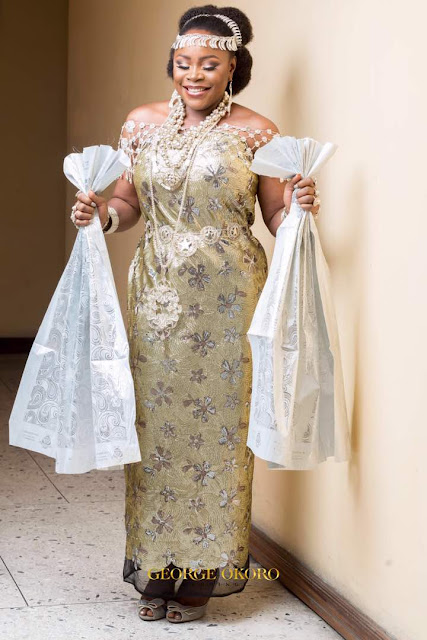 Singer-Omawumi-issa-Beautiful-Bride