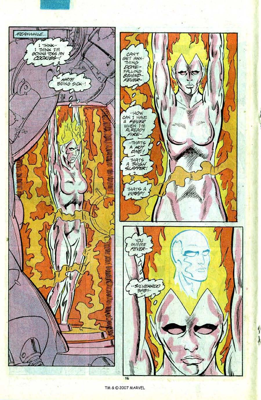 Read online Silver Surfer (1987) comic -  Issue #12 - 18