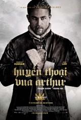 Xem Phim Huyền Thoại Vua Arthur: Thanh Gươm Trong Đá 2017