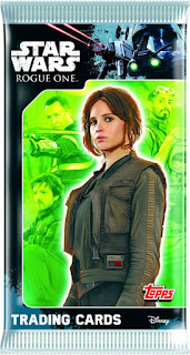 Topps Rogue One cards