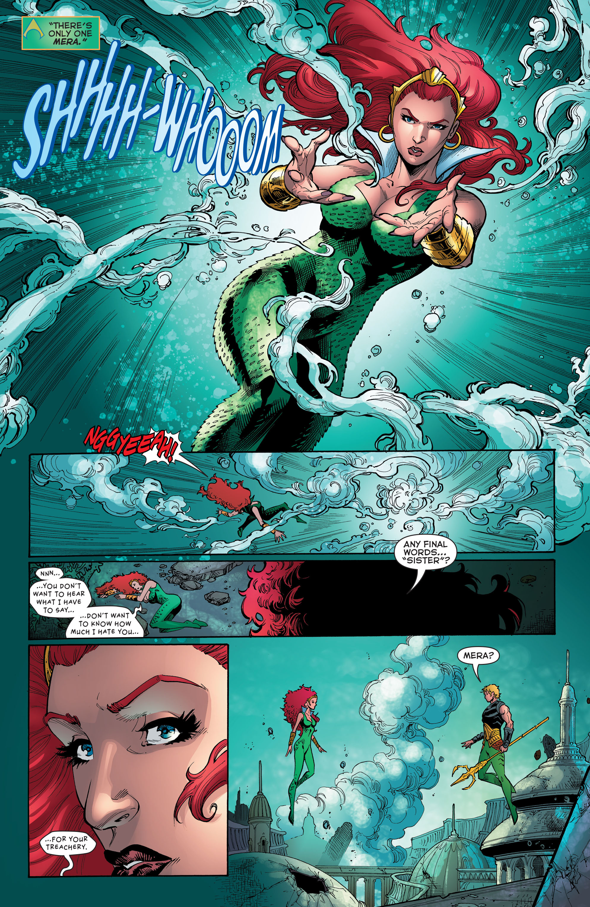 Read online Aquaman (2011) comic -  Issue #48 - 10