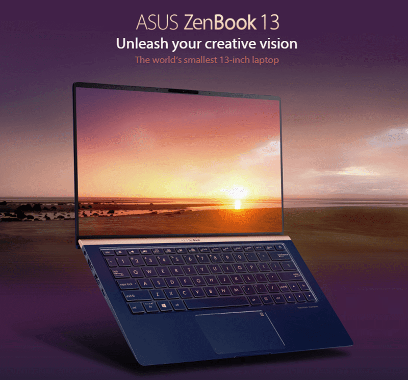 ASUS officially launched the new ZenBook series in PH