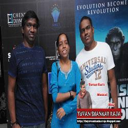 Yuvan, Bhavatharani, Karthik in Movie Preview