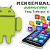 Cara Memunculkan Kembali File dan Data Yang Terhapus Di Android