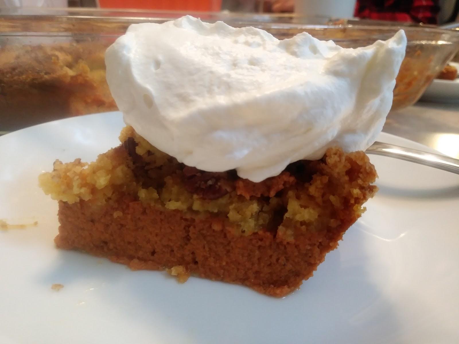 Pumpkin Dump Cake Recipe Sweetened Condensed Milk