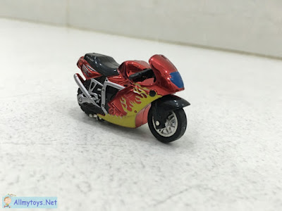 Mini toy motorbike Spin-go 1