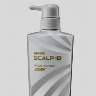 スカルプD 薬用スカルプパックコンディショナー