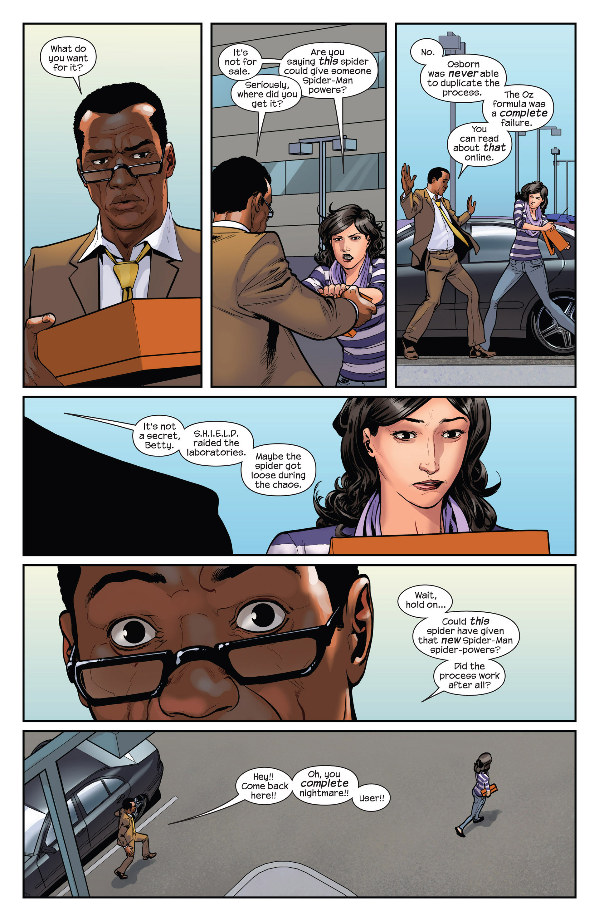 Read online Ultimate Comics Spider-Man (2011) comic -  Issue #16.1 - 13