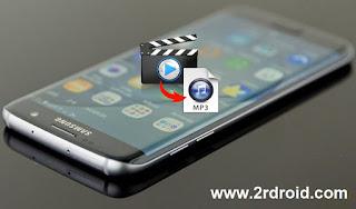 تحويل الفيديو إلى صوت بسهولة على هواتف اندرويد
