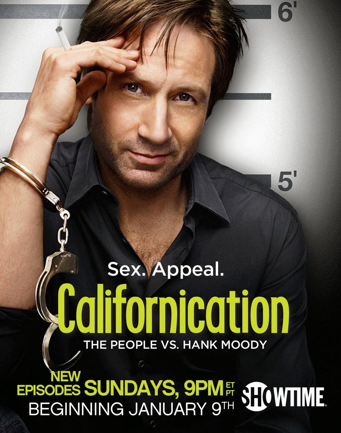 Californication affiche
