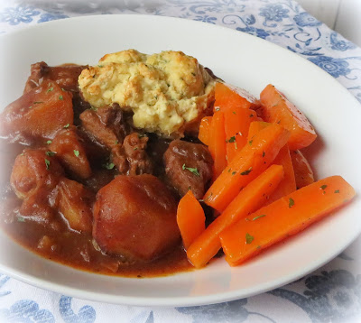Stewed Brisket & Potatoes