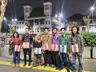 Jalan-jalan Lawang Sewu Bersama Komunitas Luar Kotak