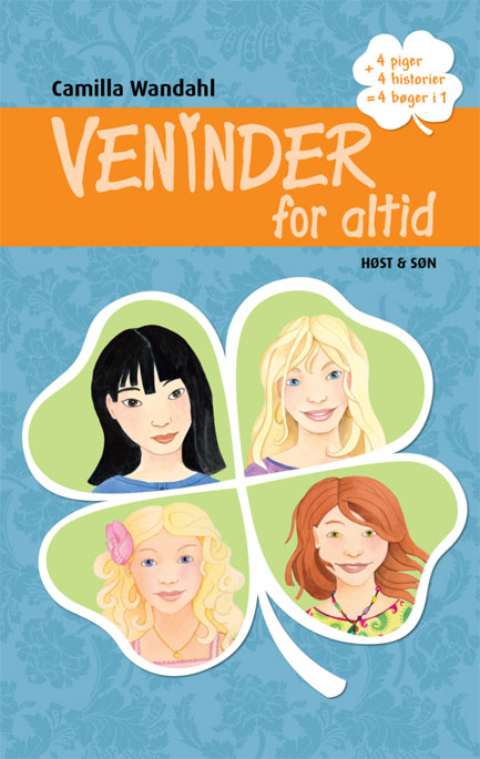 pigebøger 9 år