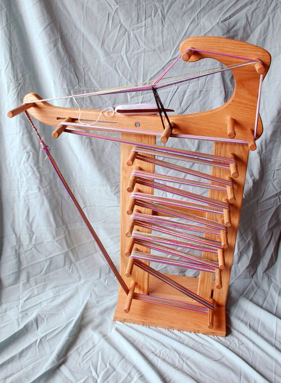 Durham Weaver: Cataloguing the World 3: The Inkle Loom