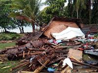 ISPA-Diare Mulai Jangkiti Pengungsi Korban Tsunami di Labuan