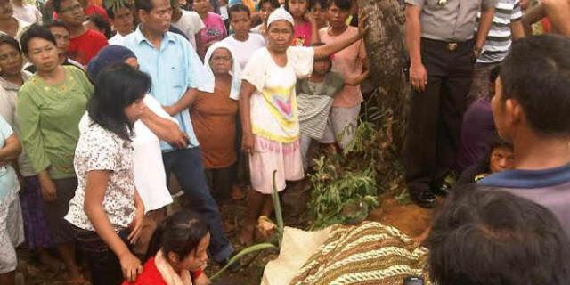 Suara Rintihan Muncul dari Kubur Wanita Mati Mendadak, Makam Dibongkar Lalu Terjadi Hal Mengejutkan