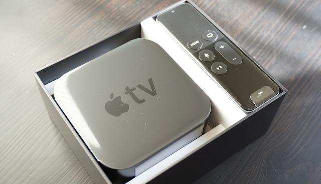 Um primeiro olhar para a quarta geração da Apple TV com Siri remoto