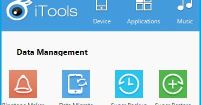 Freeware Tools: iTools 3 2 1