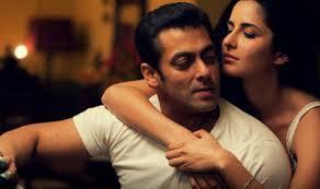 Tiger Zinda Hai Hot Kissing Scenes : Salman & Katrina Romantic Images