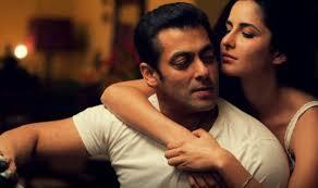 Salman & Katrina Romantic Images
