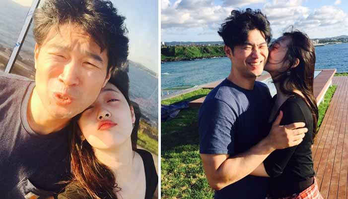 Choiza and sulli confirmed dating service