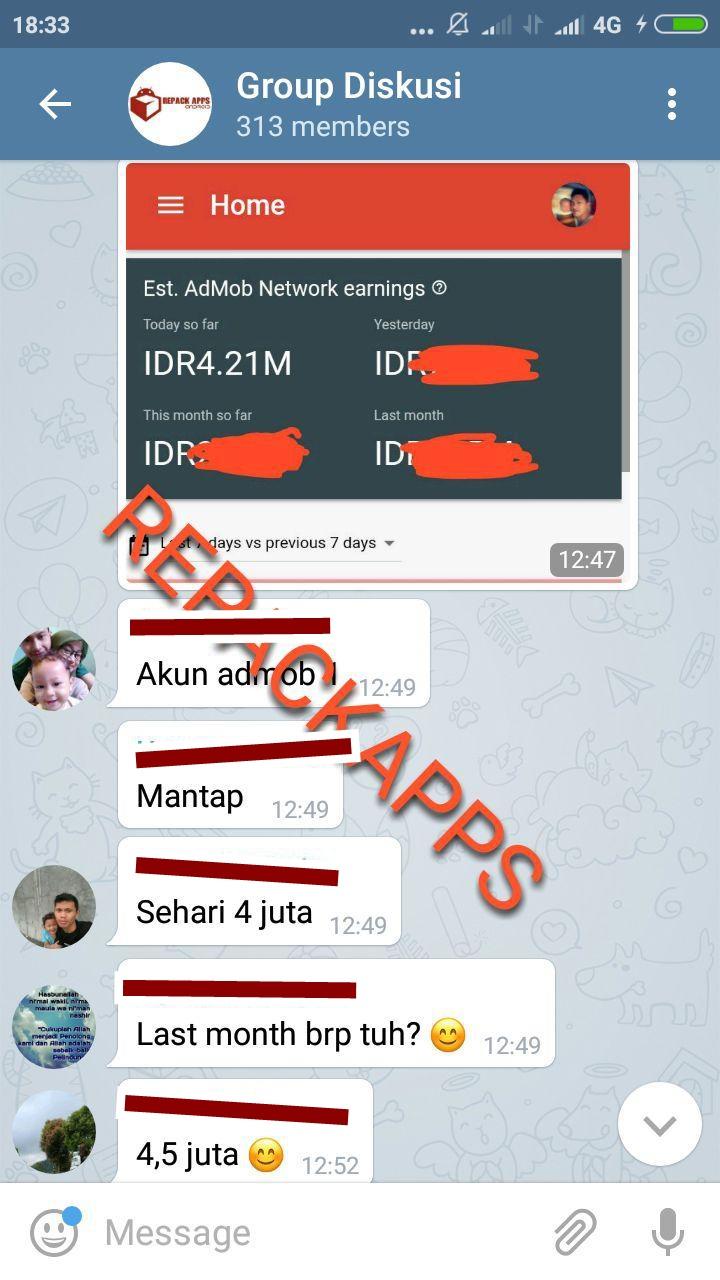 Testimoni Repack Apps Android v2