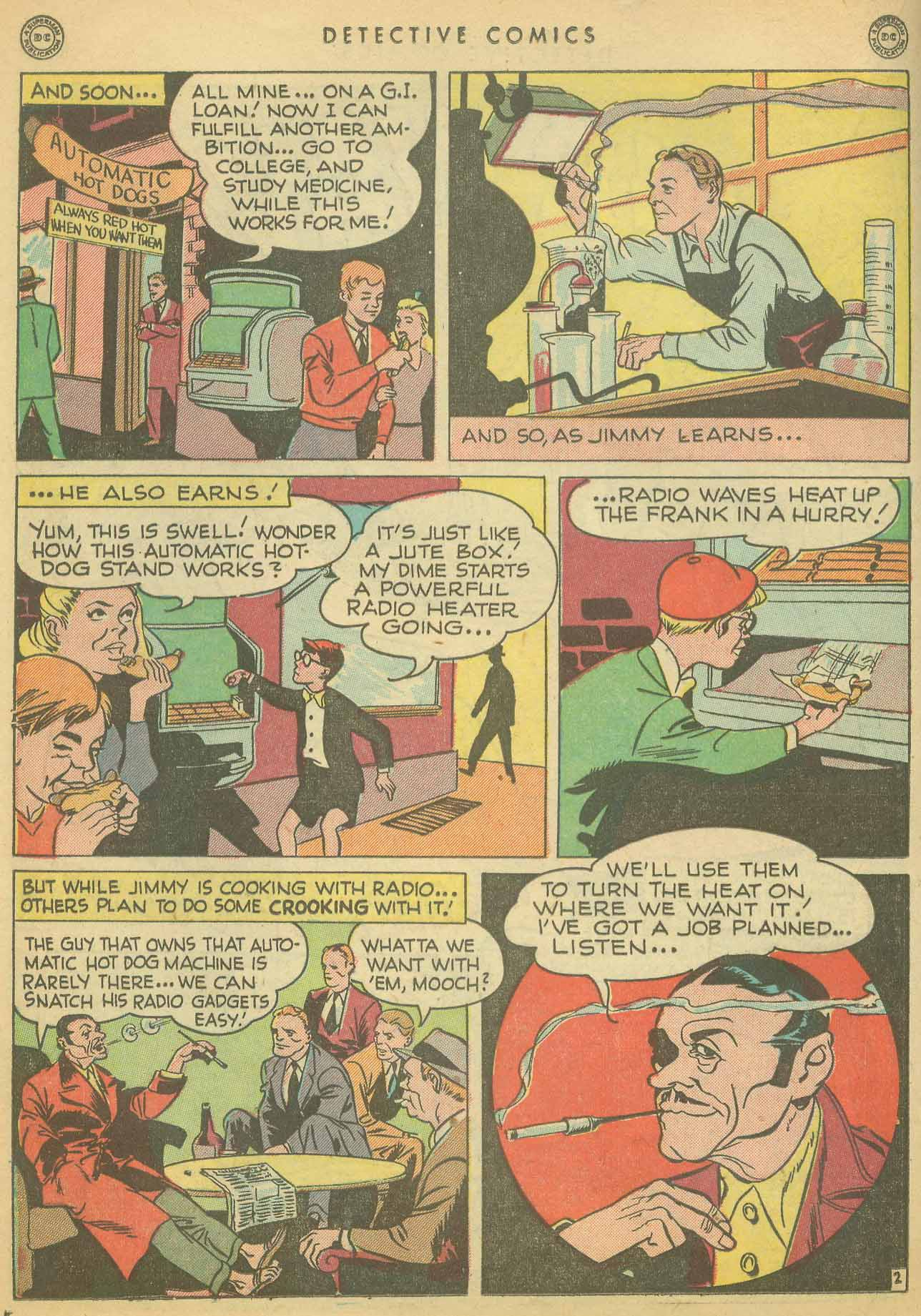 Detective Comics (1937) issue 127 - Page 26