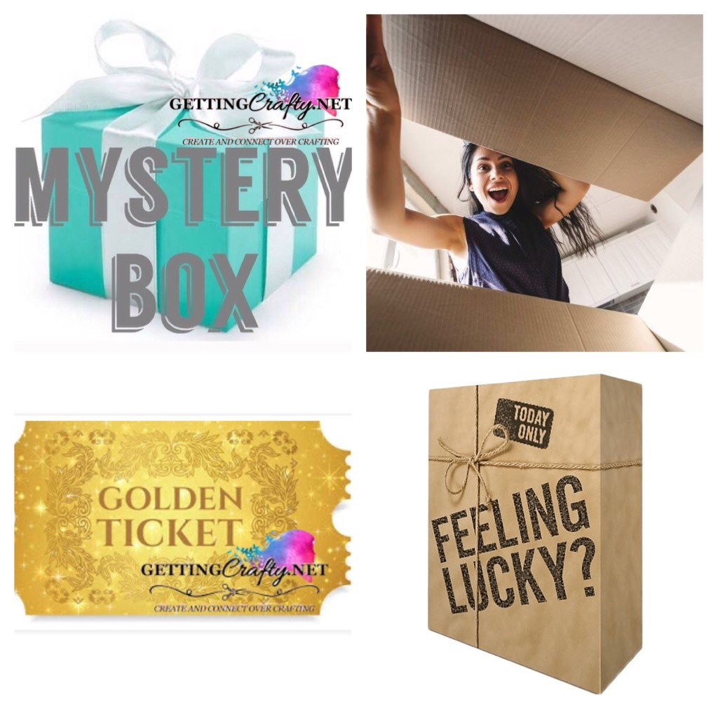 Mystery Boxes are HERE and Ready for YOU!