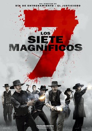 Poster The Magnificent Seven 2016
