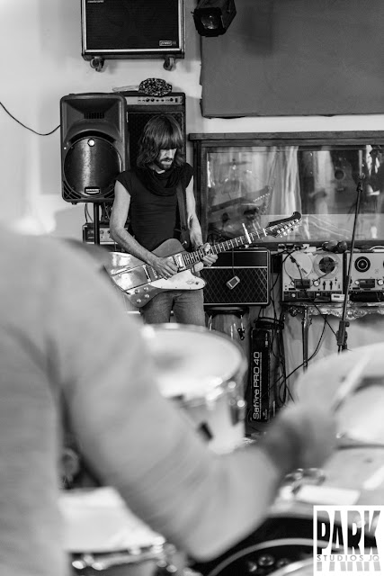 Brandy Row and the Coalition of Sound | Birmingham Recording Studio | Park Studios JQ | guitarist